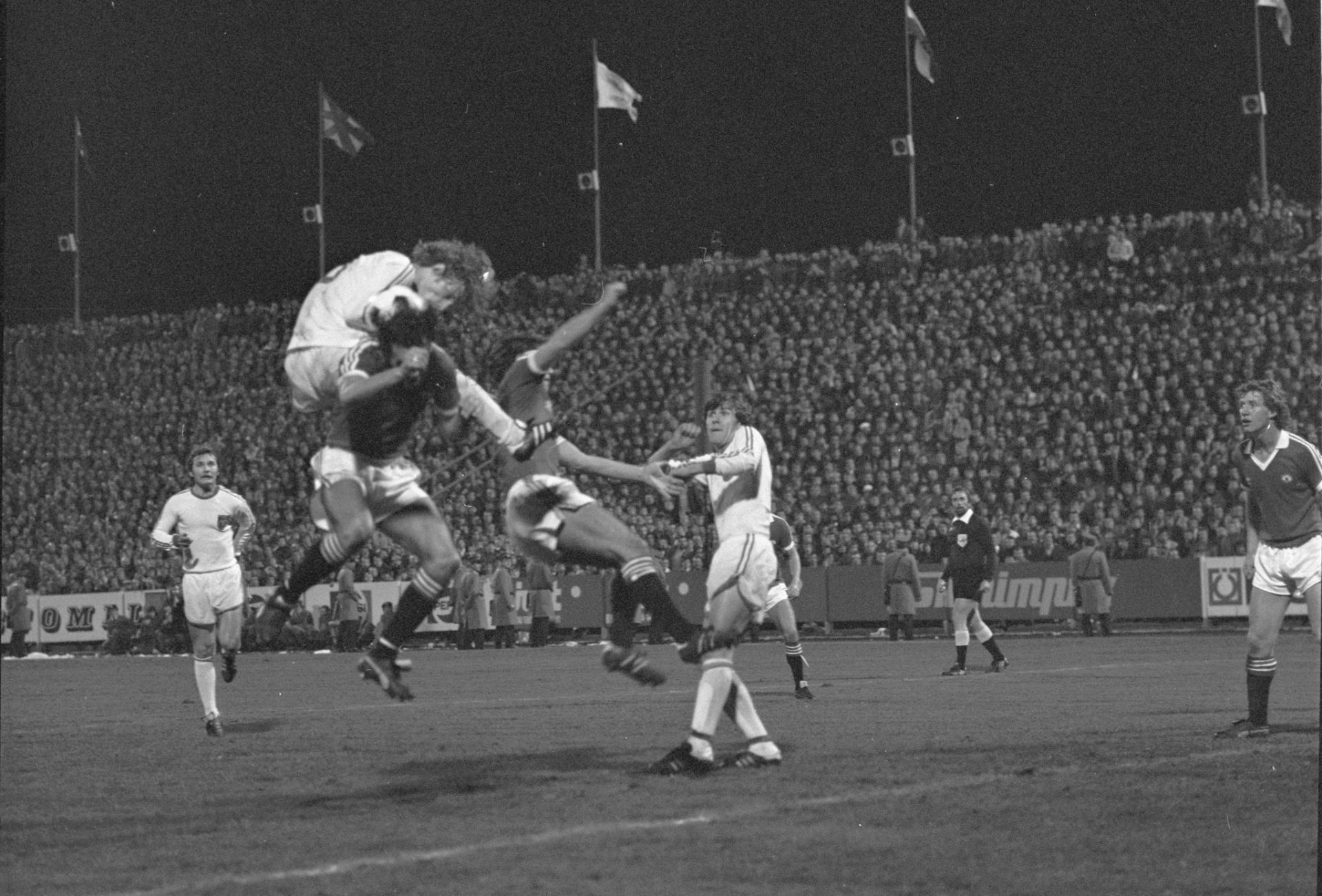 Widzew Łódź - Manchester United 0:0 (01.10.1980)