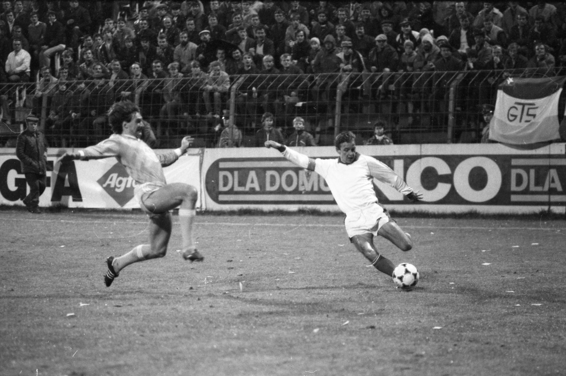 Widzew Łódź – Bayer 05 Uerdingen 0:0 (22.10.1986)