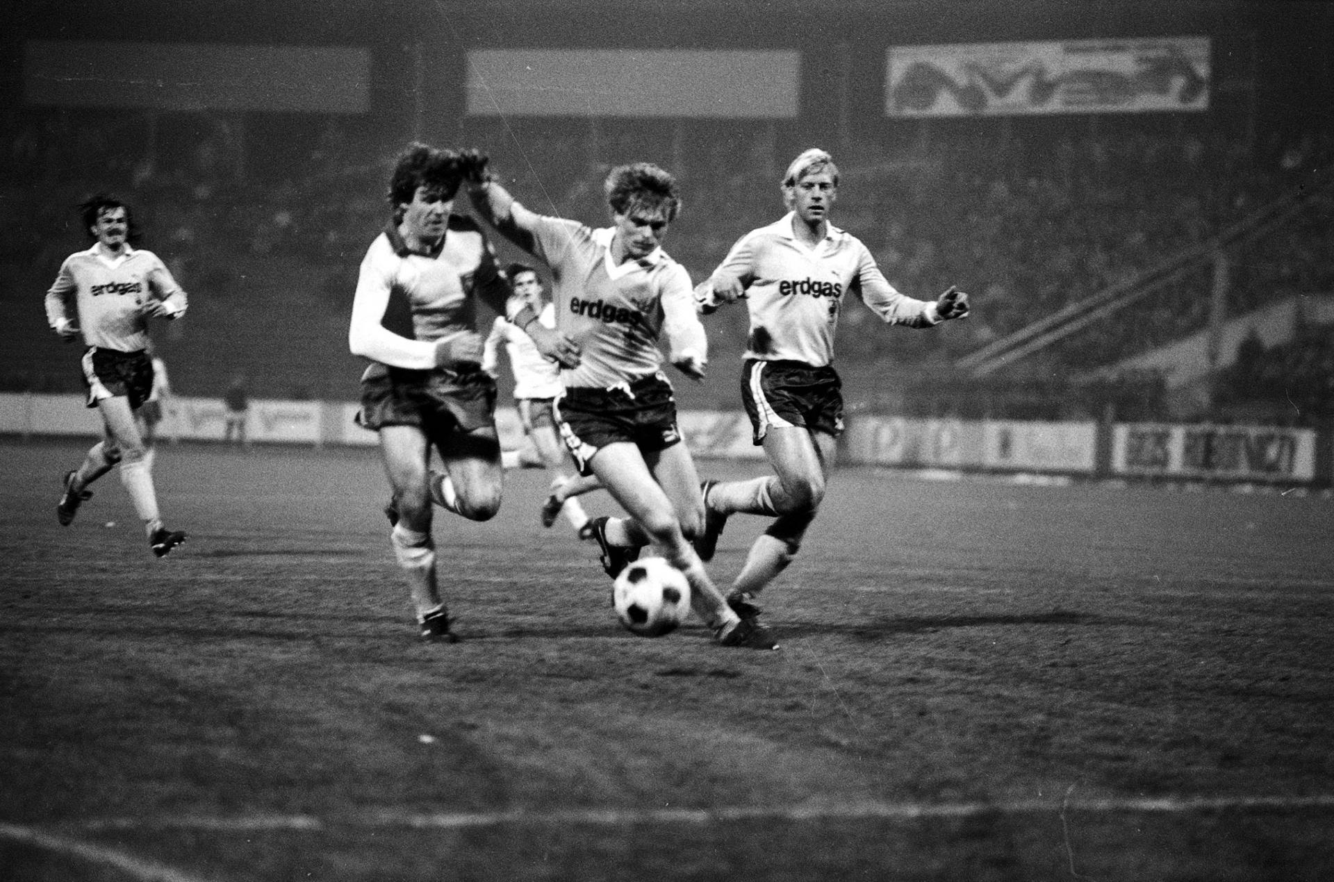 Widzew Łódź – Borussia Mönchengladbach 1:0 (07.11.1984)