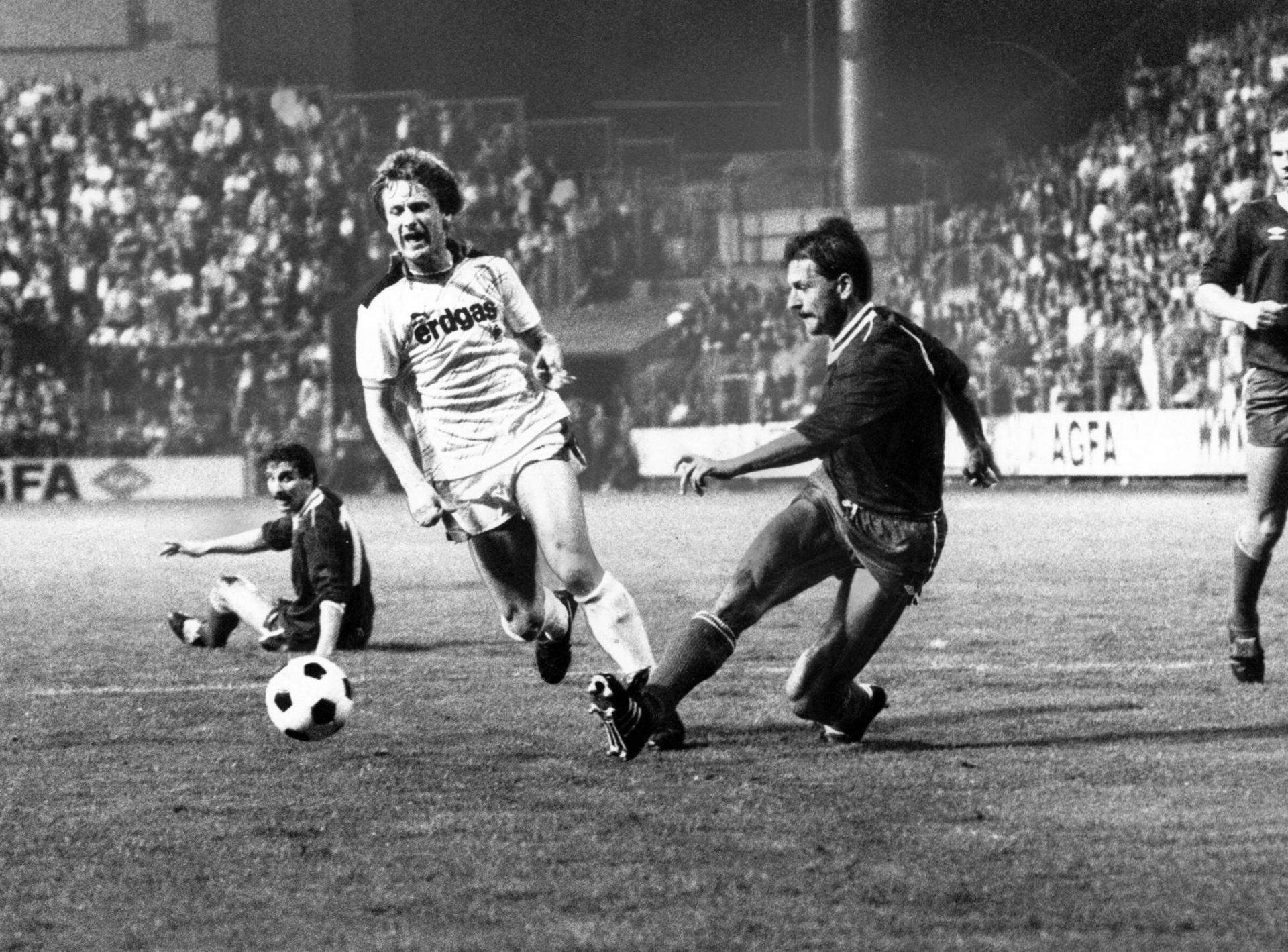 Borussia Mönchengladbach – Lech Poznań 1:1 (18.09.1985)