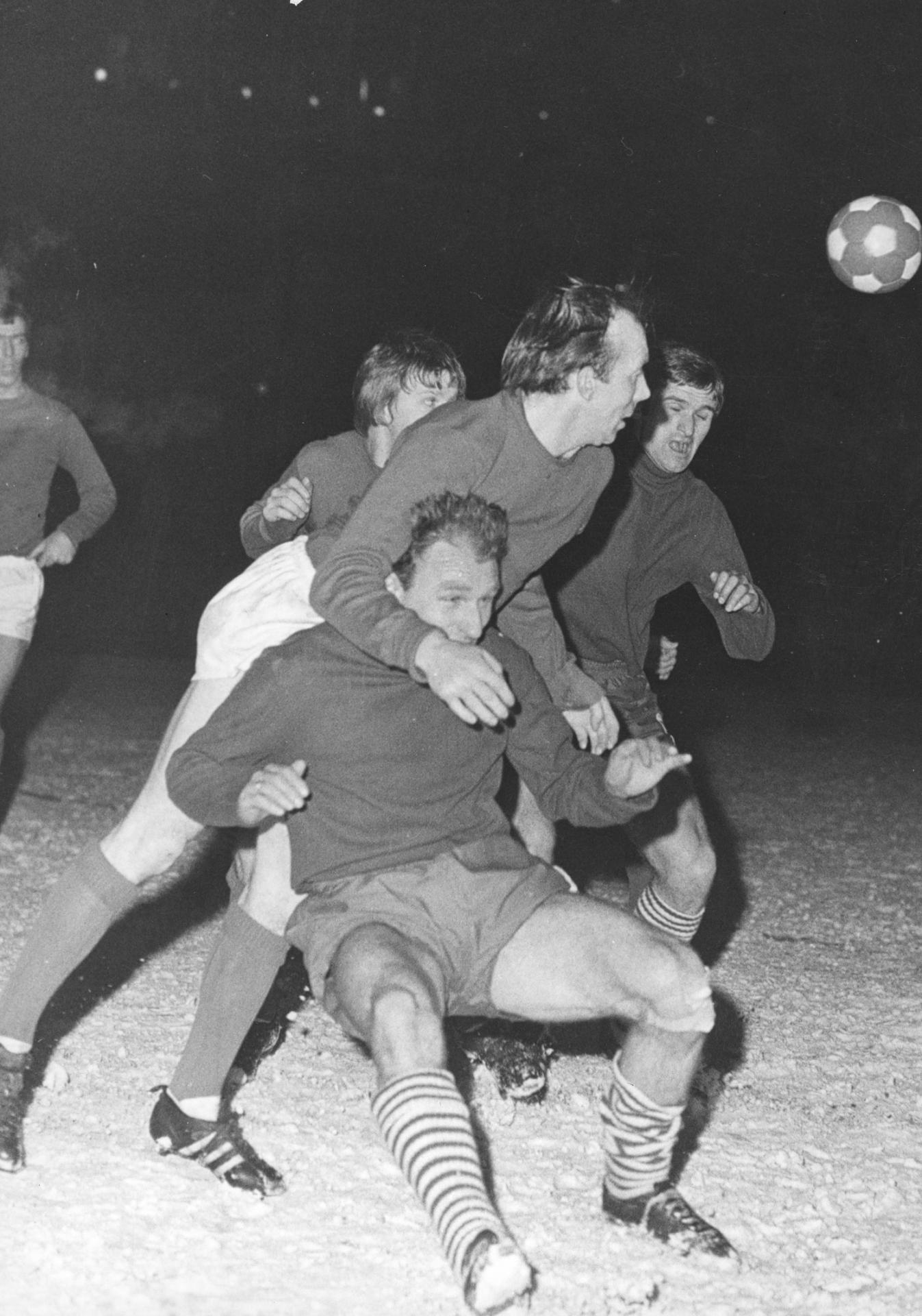 Górnik Zabrze – Manchester United 1:0 (13.03.1968)