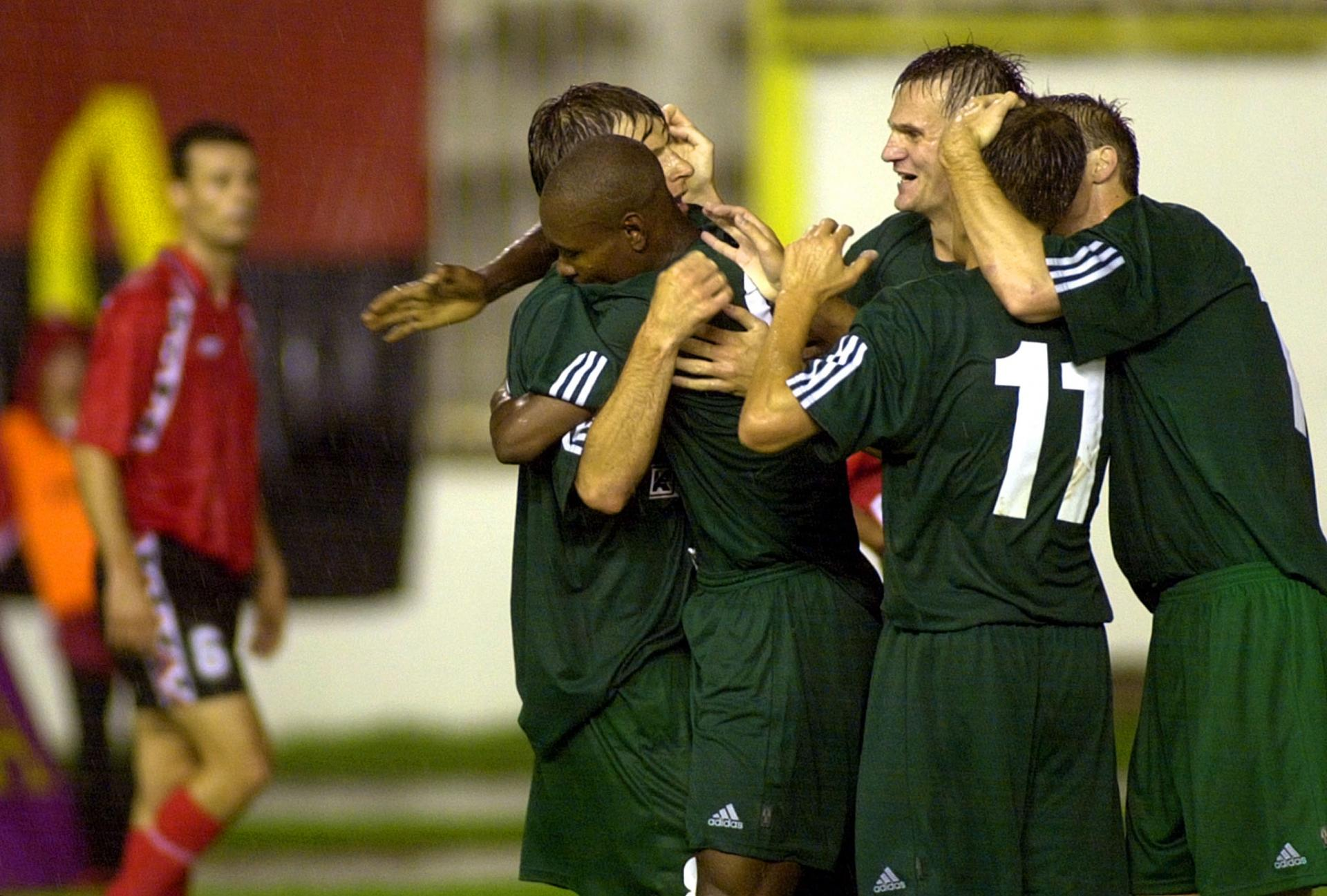 Vardar Skopje – Legia Warszawa 1:3 (31.07.2002)