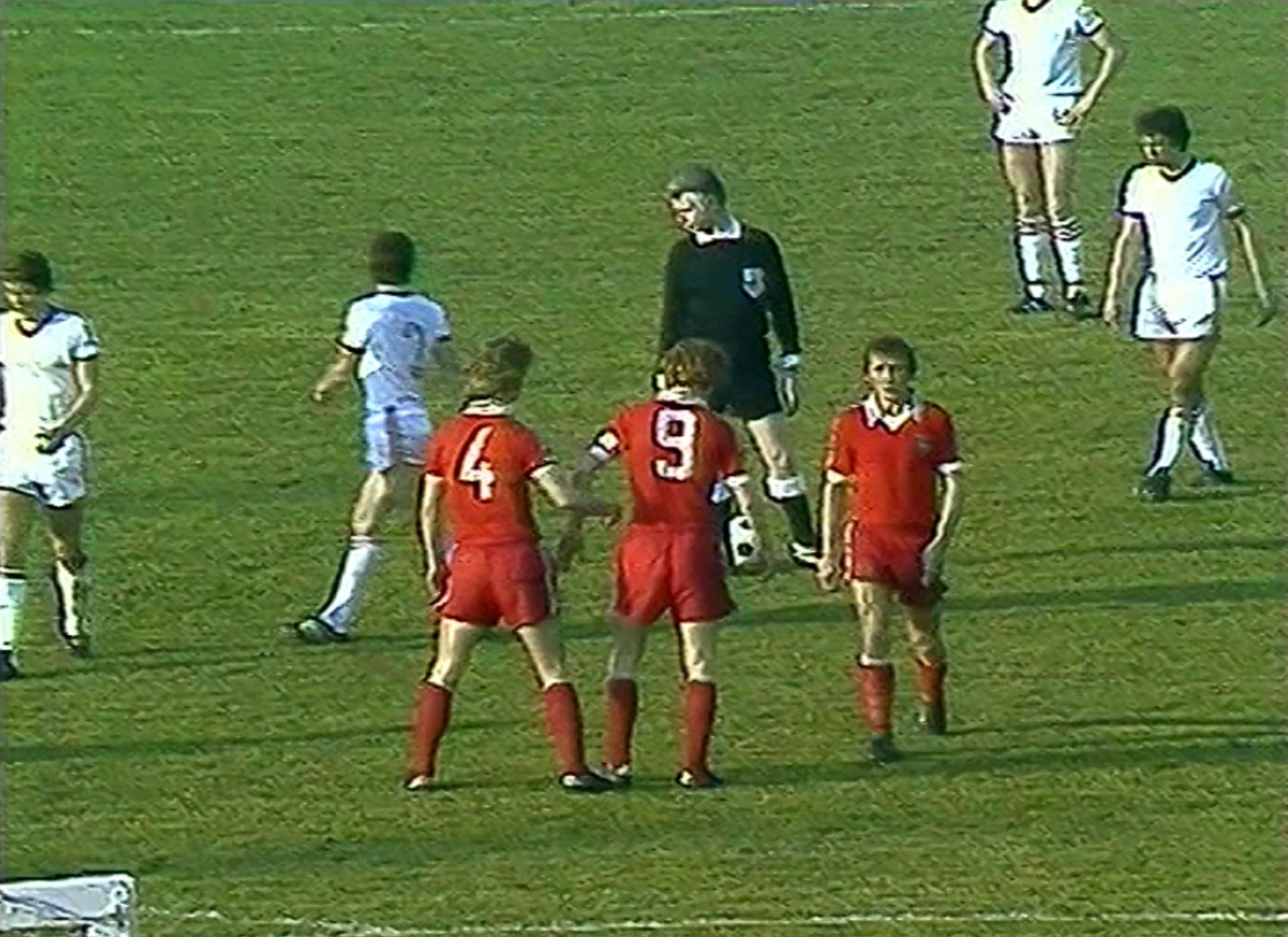 Widzew Łódź - PSV Eindhoven 3:5 (19.10.1977)