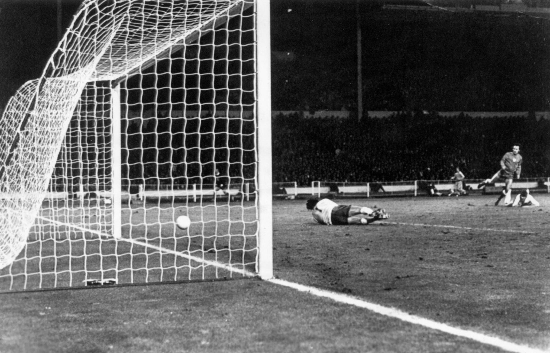 Anglia - Polska (17.10.1973)