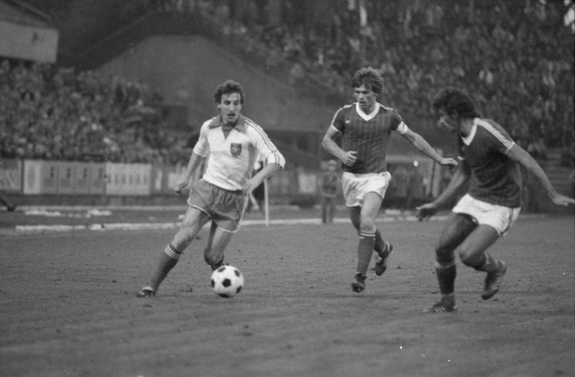 Widzew Łódź - RSC Anderlecht 1:4 (16.09.1981)