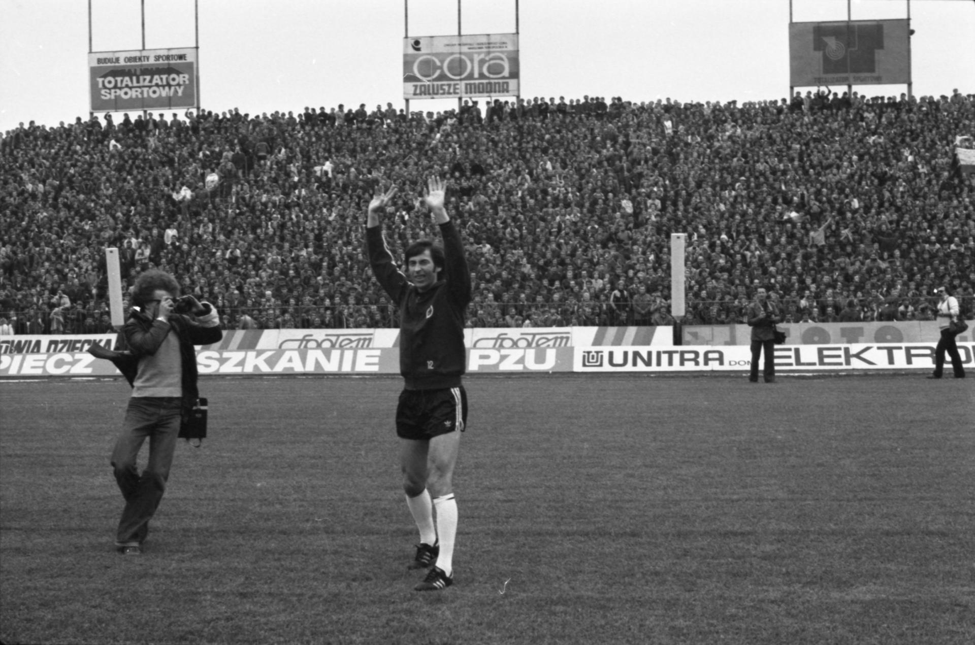 Legia Warszawa - Manchester City 2:1 (18.09.1979)