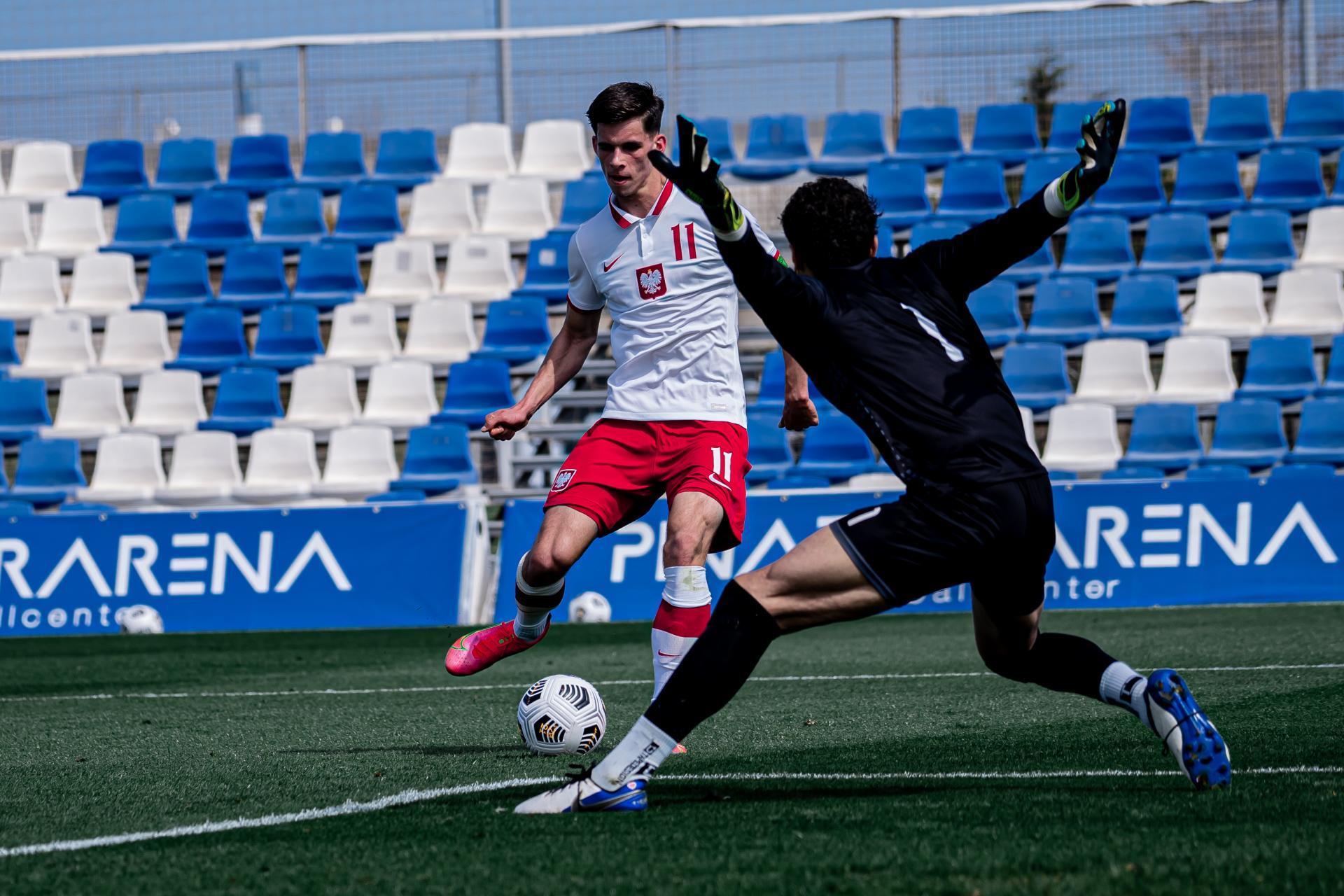 Polska - Arabia Saudyjska 7:0 (26.03.2021) U21 Filip Marchwiński