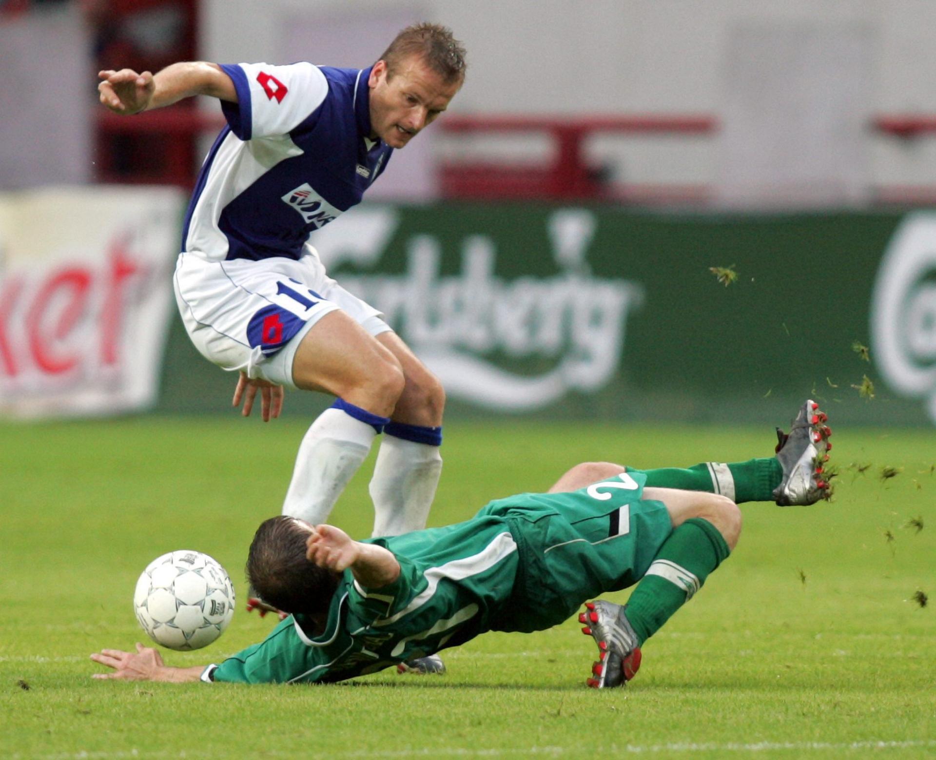 Terek Grozny - Lech Poznań 1:0 (12.08.2004)