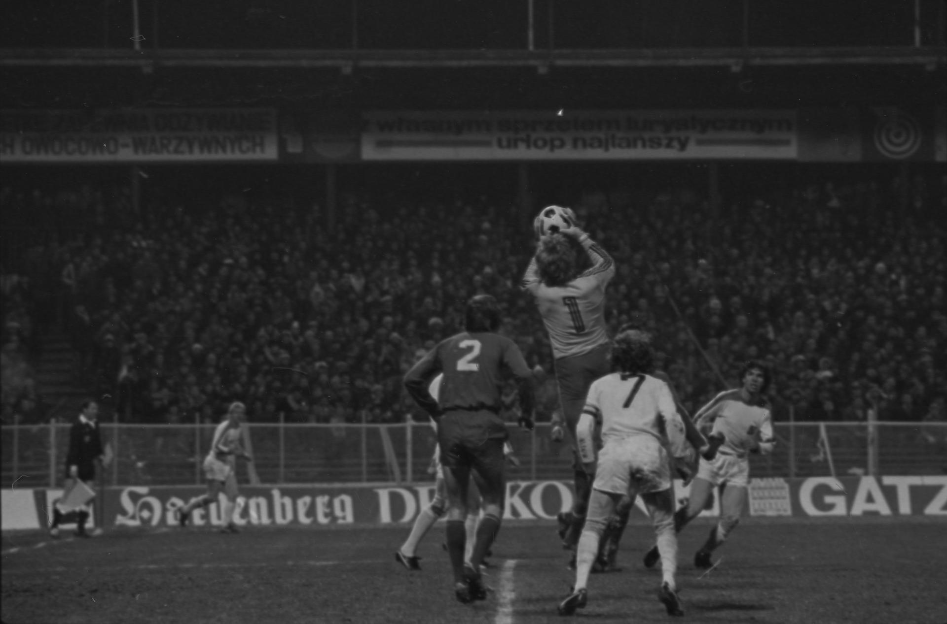 Śląsk Wrocław - Borussia Mönchengladbach 2:4 (06.12.1978)