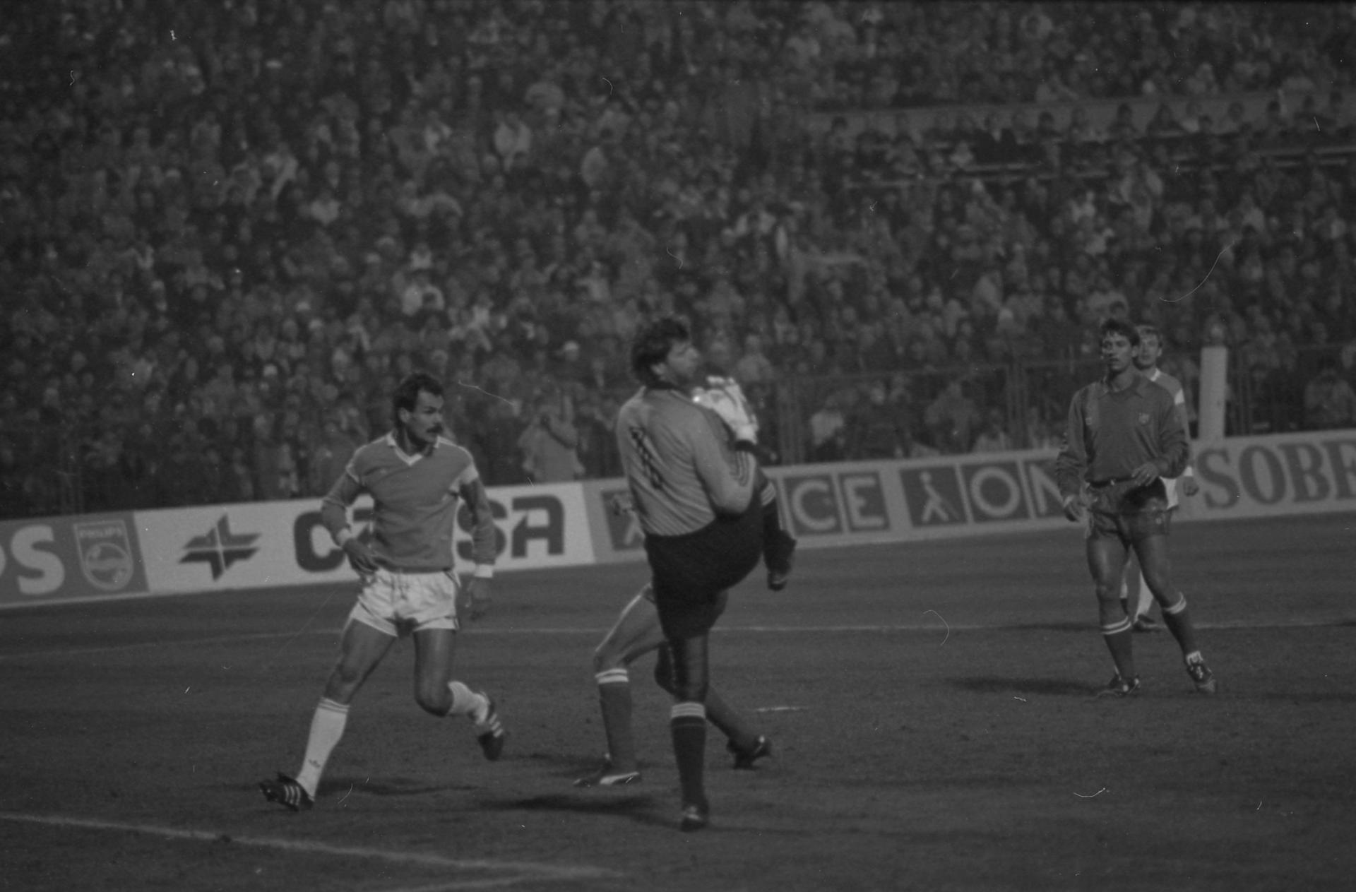 Lech Poznań - FC Barcelona 1:1 (09.11.1988)