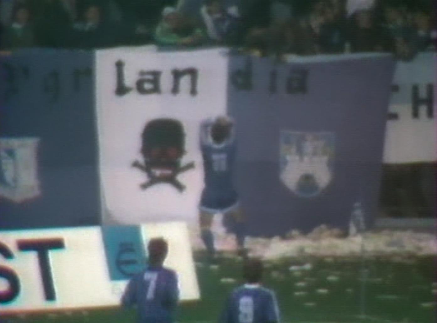 Lech Poznań - Olympique Marsylia 3:2 (25.10.1990)