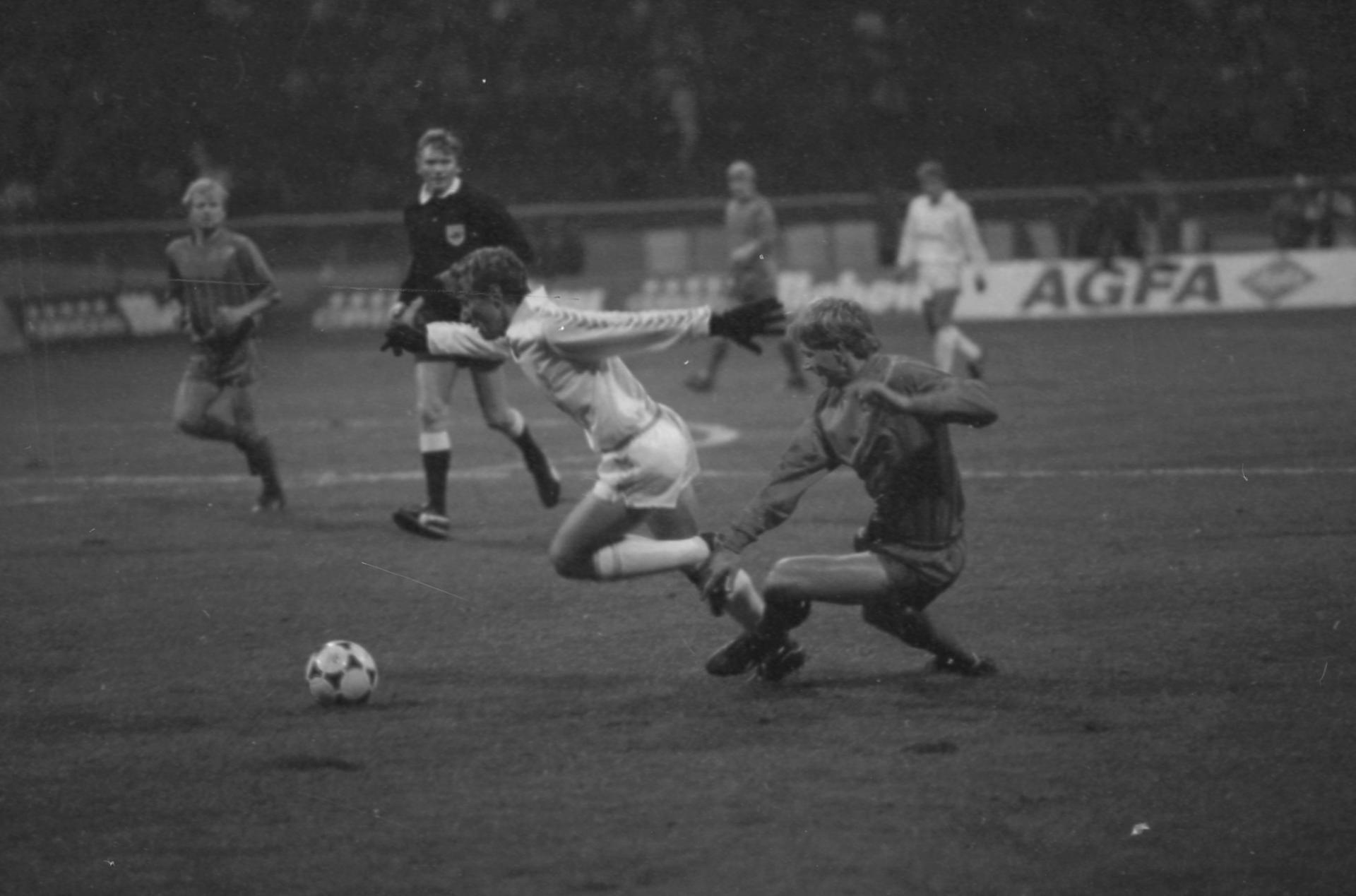 Górnik Zabrze - Real Madryt 0:1 (26.10.1988)