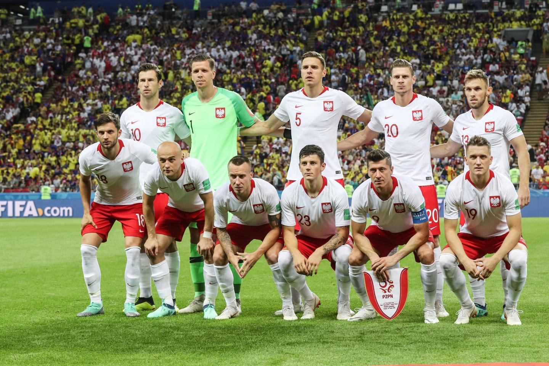 Polska - Kolumbia 0:3 (24.06.2018)