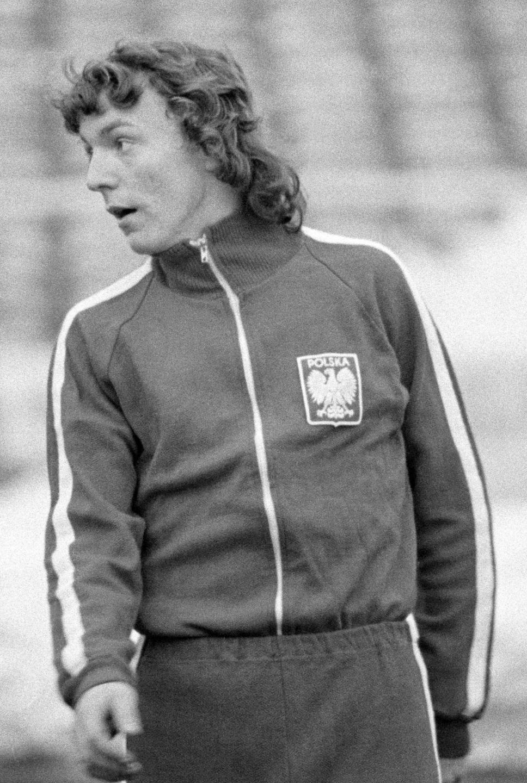 Zbigniew Boniek przed meczem z Argentyną.