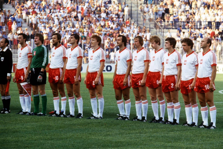 Polska - Francja (10.07.1982)