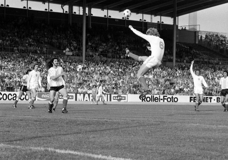 Polska - Argentyna 15.06.1974