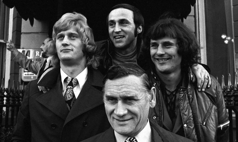 Bohaterowie z Wembley.