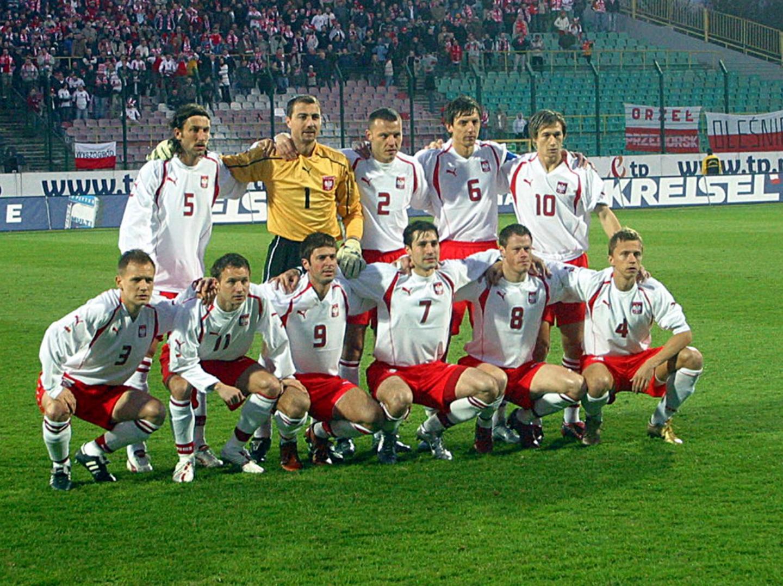 Wyjściowy skład Polaków w meczu z Azerbejdżanem.