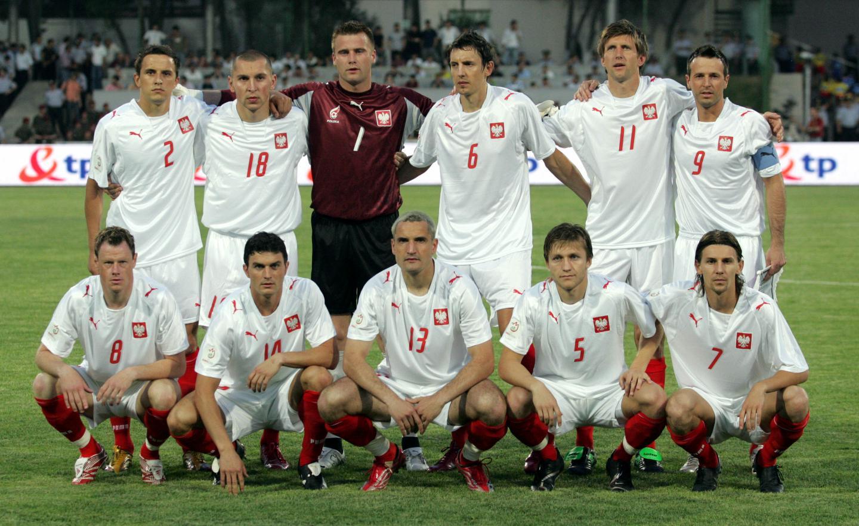 Azerbejdżan - Polska 1:3, 02.06.2007