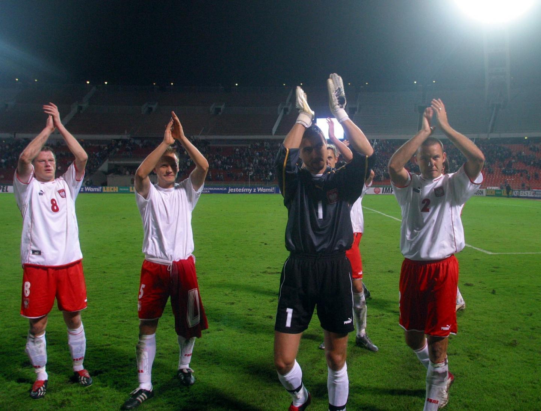 Węgry - Polska 1:2, 11.10.2003