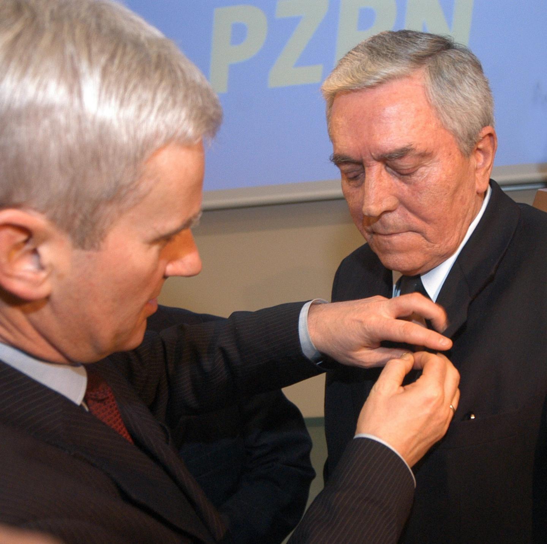 Pierwszy polski sędzia w finałach MŚ - Alojzy Jarguz