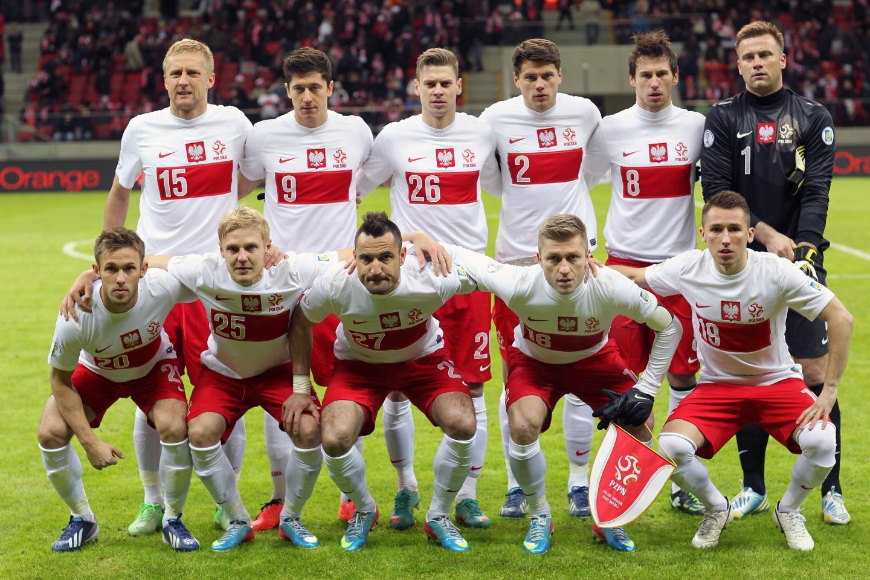Wyjściowy skład Polski w meczu z Ukrainą