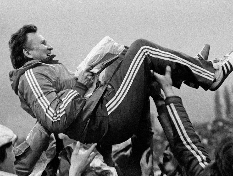 Polska - Holandia 2:0 (02.05.1979)