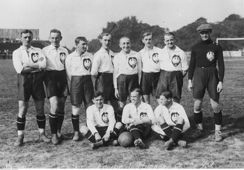 Piłkarska reprezentacja Polski na VIII Letnie Igrzyska Olimpijskie w Paryżu.
