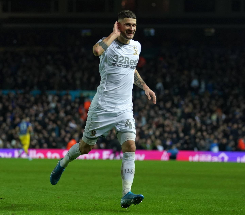 Mateusz Klich w barwach Leeds United.