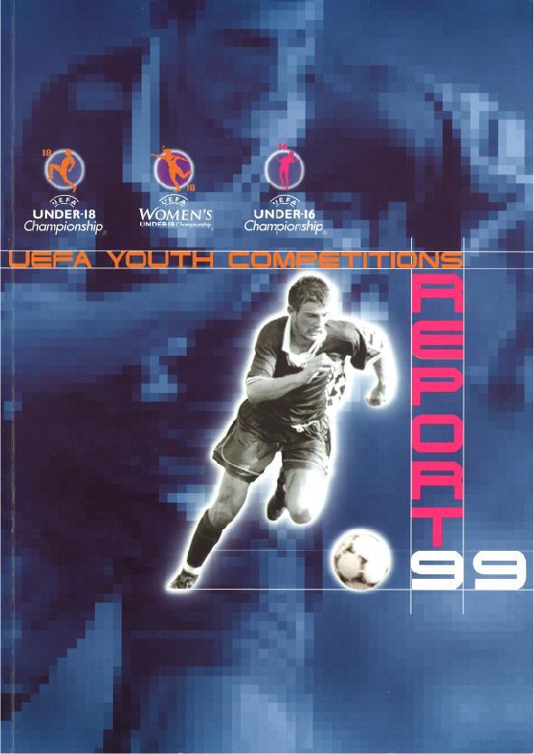 Raport po mistrzostwach Europy do lat 16 1999.