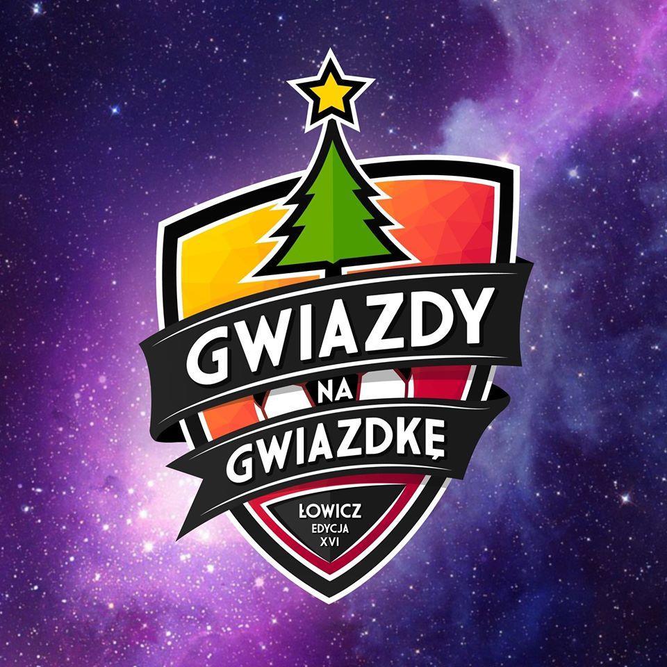Logotyp turnieju Gwiazdy na gwiazdkę.