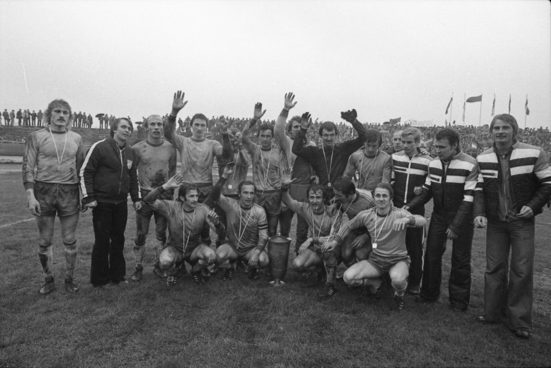 Arka Gdynia zdobywca Pucharu Polski w 1979 roku