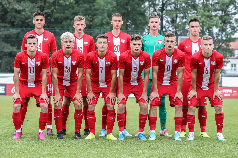 Polska - Szwajcaria 4:1 U-17 (08.09.2019)