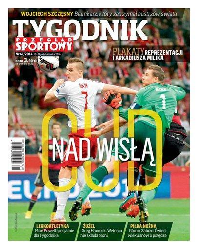 magazyn przeglądu sportowego po meczu polska - niemcy (11.10.2014)