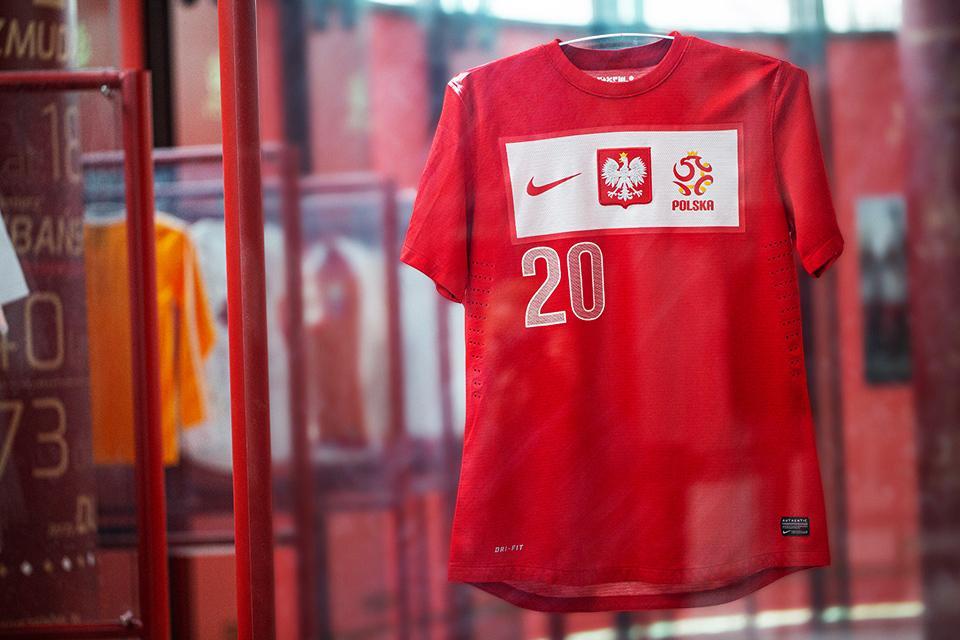 Koszulka Łukasza Piszczka - przód