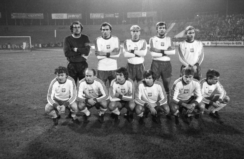 Polska – Hiszpania 2:3 (18.11.1981)
