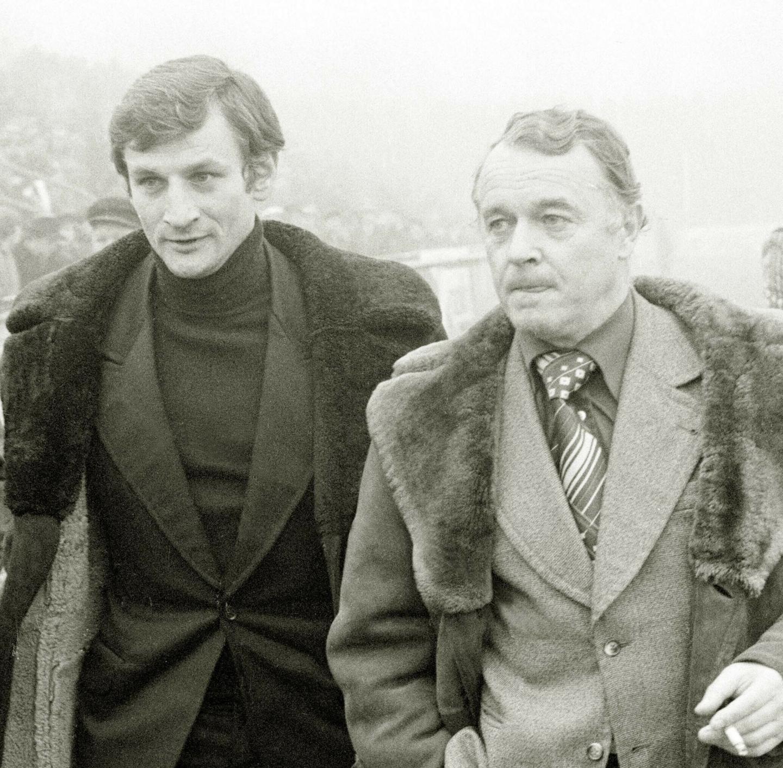 Jacek Machciński i Leszek Jezierski
