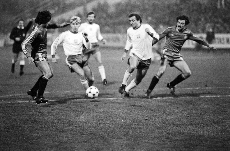 Polska - Hiszpania 2:3 (18.11.1981)