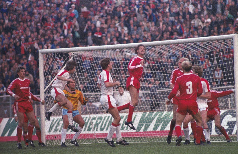 Górnik Zabrze – Bayern Monachium 1:2 (18.09.1985)