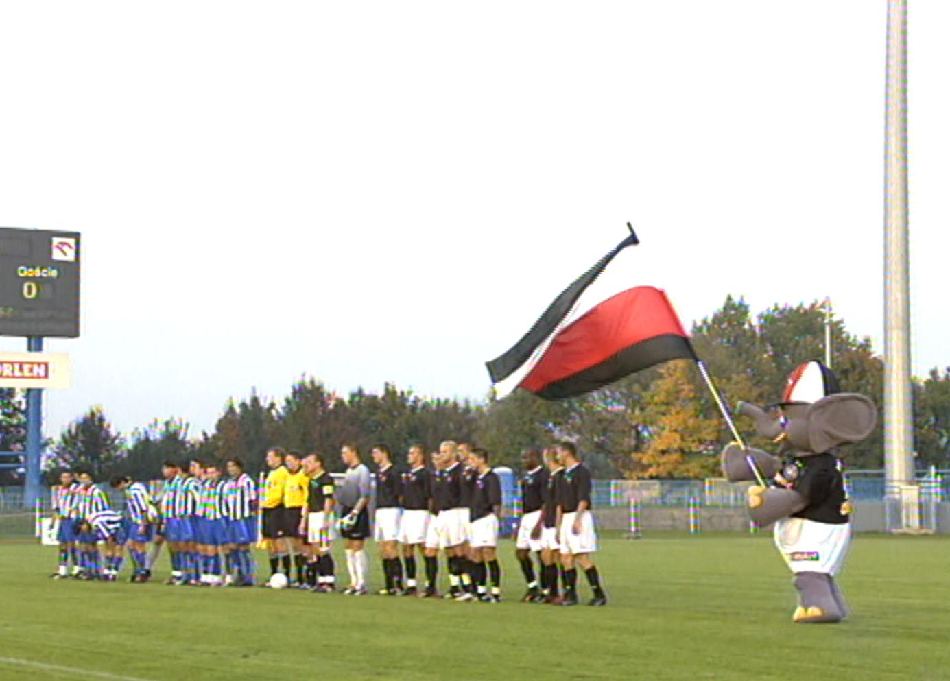 Polonia Warszawa - FC Porto 2:0 (03.10.2002)
