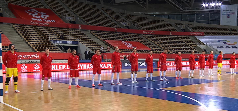 Polska - Norwegia 4:1 (09.03.2021) futsal