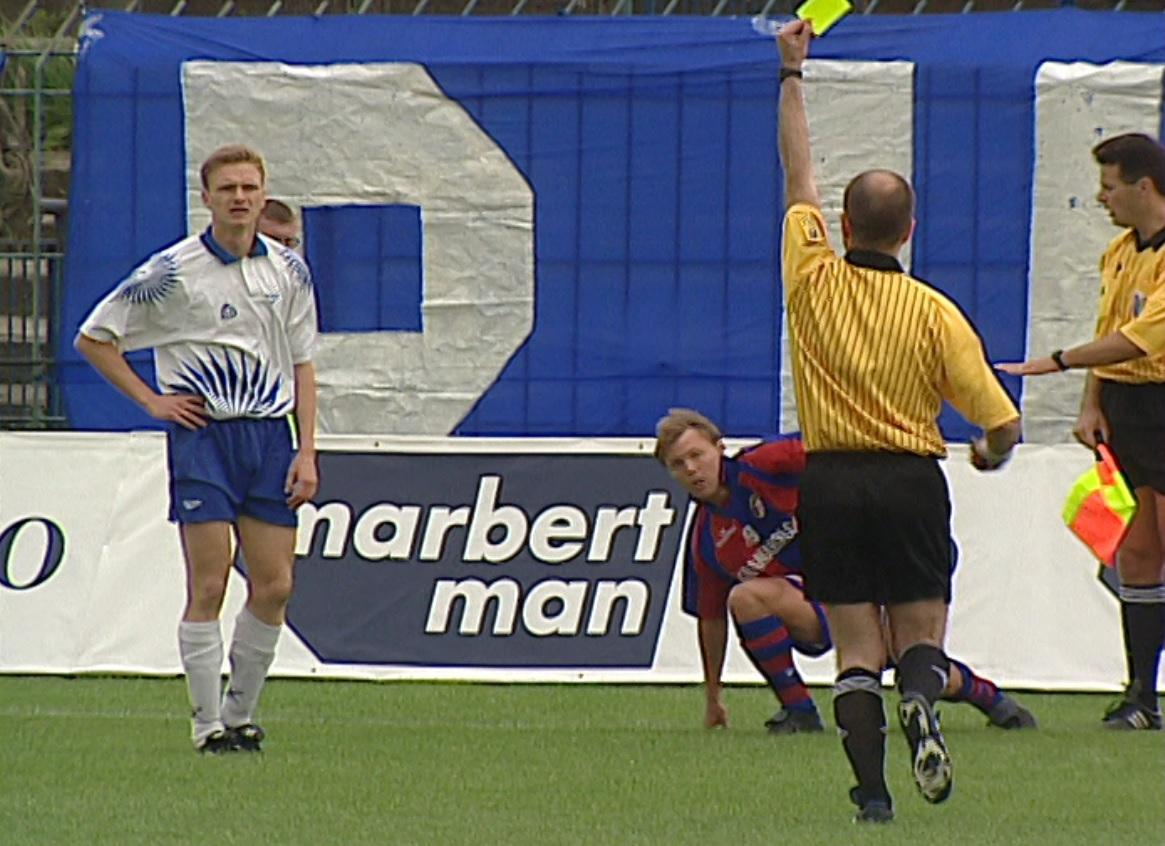 Ruch Chorzów – Bologna 0:2 (25.08.1998) Marek Wleciałowski