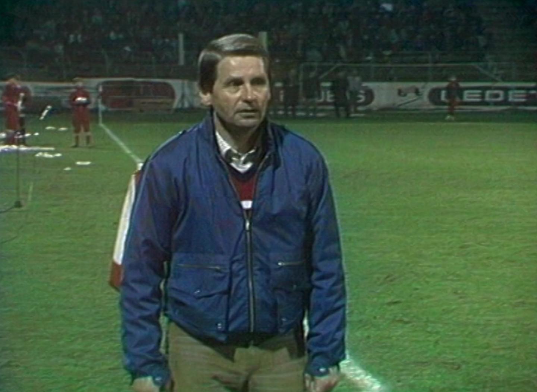Widzew Łódź - Górnik Zabrze 3:0 (03.04.1985) Bronisław Waligóra