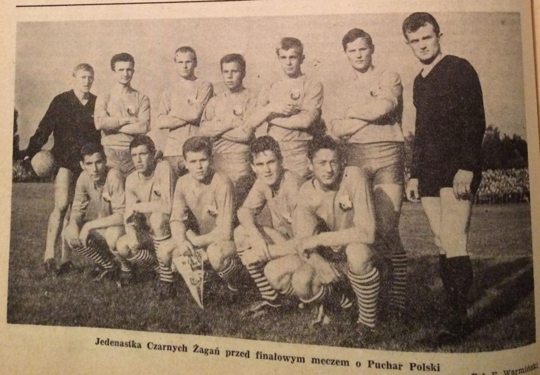 Piłka Nożna po Czarni Żagań - Górnik Zabrze 0:4 (02.06.1965) 2
