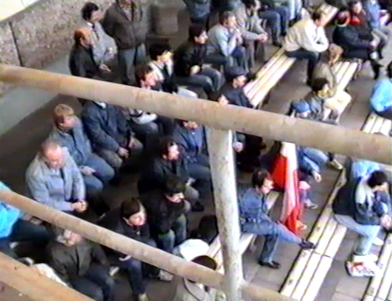 NRD - Polska 0:1 (28.03.1990)