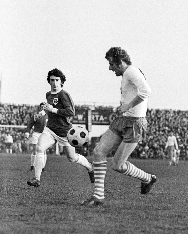 Polska - Irlandia 2:1 (06.05.1970)