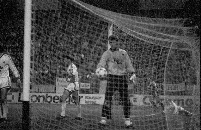 Legia Warszawa - Bayern Monachium 3:7 (05.10.1988)