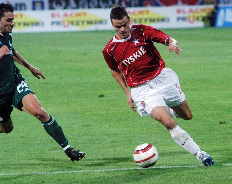Wisła Kraków - Panathinaikos Ateny 3:1 (09.08.2005)