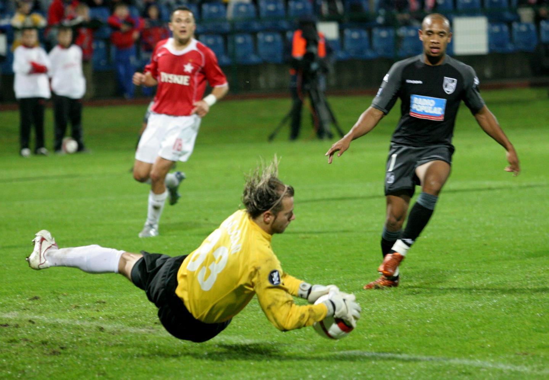 Wisła Kraków - Vitória Guimarães 0:1 (29.09.2005)