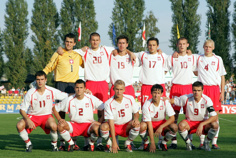 Polska - Walia 3:2 U21 (06.09.2005)